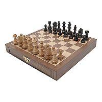 Magnetic Wood Chess Set