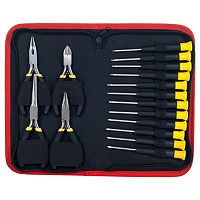 16 pc Jewelers Tool Set