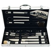 19 pc Heavy Duty Barbecue Set