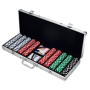 500 Dice-Style Poker Set