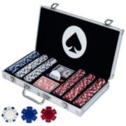 300 Dice-Style Poker Set