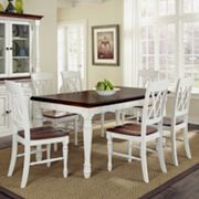 Monarch 7 pc Dining Table & Chair Set