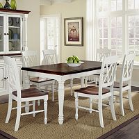 Monarch 7-pc. Dining Table & Chair Set