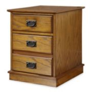 Modern Craftsman Mobile File Cart