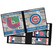 Chicago Cubs Ticket Album