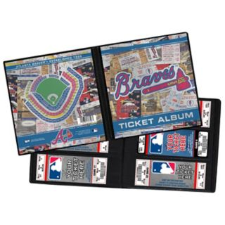 Atlanta Braves Ticket Album