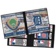Detroit Tigers Ticket Album