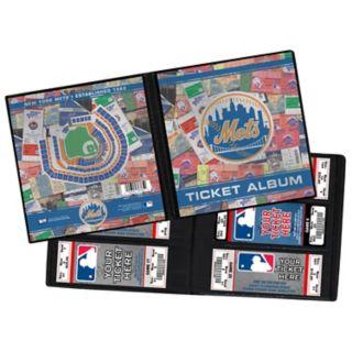 New York Mets Ticket Album