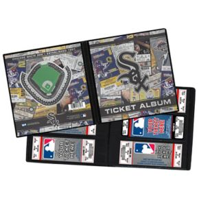 Chicago White Sox Ticket Album