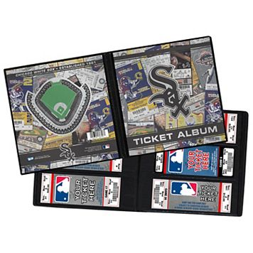 Chicago White Sox Ticket Album