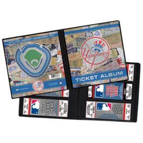 New York Yankees Ticket Album