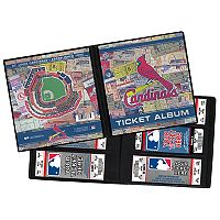 St. Louis Cardinals Ticket Album