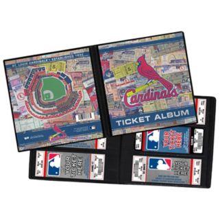 St. Louis Cardinals Ticket Album