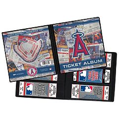 Los Angeles Angels of Anaheim Ticket Album