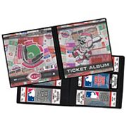 Cincinnati Reds Ticket Album