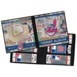 Cleveland Indians Ticket Album