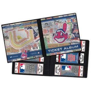 Cleveland Indians Ticket Album