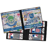 Kansas City Royals Ticket Album