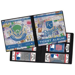 Kansas City Royals Ticket Album