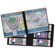 Los Angeles Dodgers Ticket Album