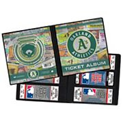 Oakland Athletics Ticket Album