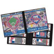 Philadelphia Phillies Ticket Album