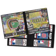 Pittsburgh Pirates Ticket Album