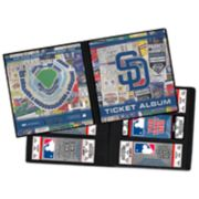 San Diego Padres Ticket Album