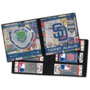 San Diego Padres Ticket Album