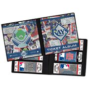 Tampa Bay Rays Ticket Album