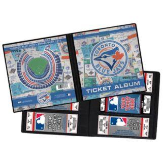 Toronto Blue Jays Ticket Album