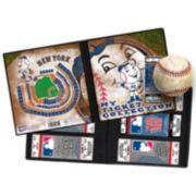 New York Mets Mascot Ticket Album