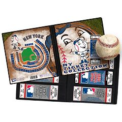 New York Mets Mascot Ticket Album