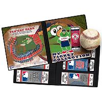 Boston Red Sox Mascot Ticket Album