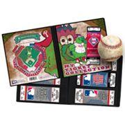Philadelphia Phillies Mascot Ticket Album