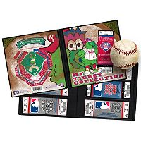 Philadelphia Phillies Mascot Ticket Album