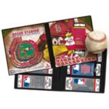 St. Louis Cardinals Mascot Ticket Album