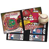 St. Louis Cardinals Mascot Ticket Album