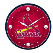 St. Louis Cardinals Round Wall Clock