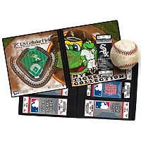 Chicago White Sox Mascot Ticket Album