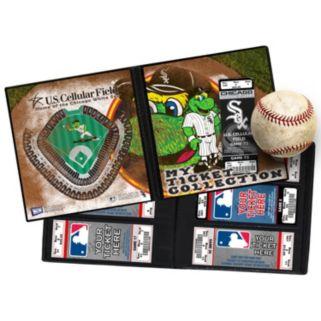 Chicago White Sox Mascot Ticket Album
