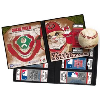 Arizona Diamondbacks Mascot Ticket Album