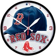Boston Red Sox Round Wall Clock