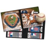 Detroit Tigers Mascot Ticket Album
