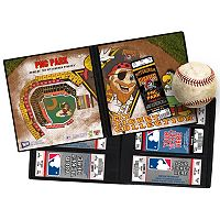 Pittsburgh Pirates Mascot Ticket Album