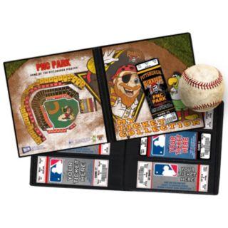 Pittsburgh Pirates Mascot Ticket Album
