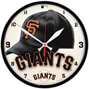 San Francisco Giants Round Wall Clock