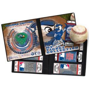 Toronto Blue Jays Mascot Ticket Album
