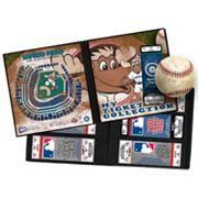 Seattle Mariners Mascot Ticket Album