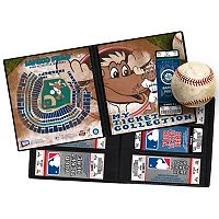 Seattle Mariners Mascot Ticket Album